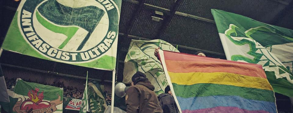 »Antifascist Ultras«